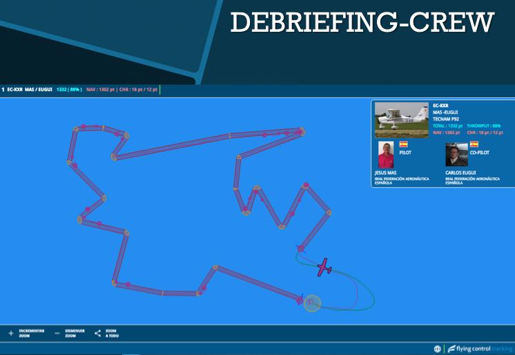 DEBRIEFING - CREW