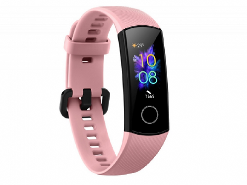 HUAWEI HONOR BAND 5i PINK, AMOLED 0.95 Inch 240 x 120 pixels Touch Screen, Water