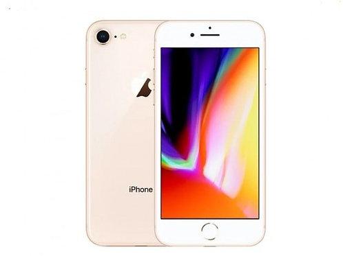 "Apple iPhone 8 64Gb Gold, экран 4.7"", разрешение 750x1334, IPS Apple A11 Bionic"