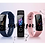 Thumbnail: HUAWEI HONOR BAND 5i PINK, AMOLED 0.95 Inch 240 x 120 pixels Touch Screen, Water
