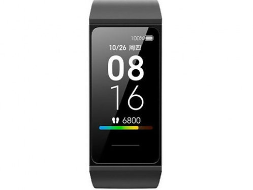 "Xiaomi ""MiBand 4C"" Smartband Black, Touch Display, Heart Rate, Fitness Level, St"