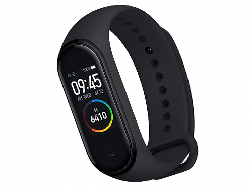"Xiaomi ""MiBand 5"" Smartband Black, AMOLED Touch Display 1.1"" ( 126x294 ), RAM 0."