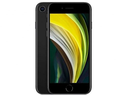 "Apple iPhone SE (2020) 64GB Black, 4.7"" Retina IPS LCD display, Apple A13 Bionic"