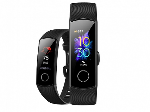 HUAWEI HONOR BAND 5i BLACK, AMOLED 0.95 Inch 240 x 120 pixels Touch Screen, Wate