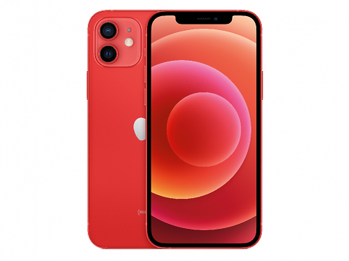 Apple iPhone 12 64GB 5G Dual Product Red