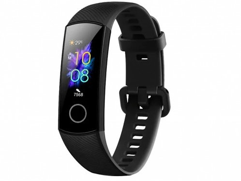 HUAWEI HONOR BAND 5 BLACK, AMOLED 0.95 Inch 240 x 120 pixels Touch Screen, Water