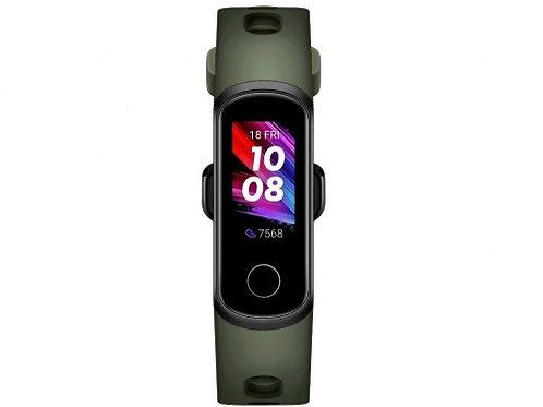 HUAWEI HONOR BAND 5i GREEN, AMOLED 0.95 Inch 240 x 120 pixels Touch Screen, Wate