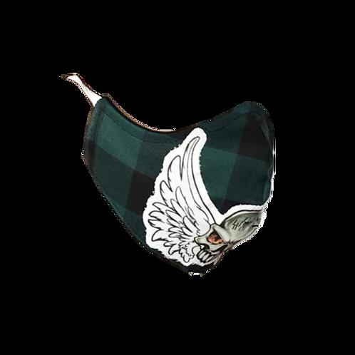 Skull Angel Face Mask