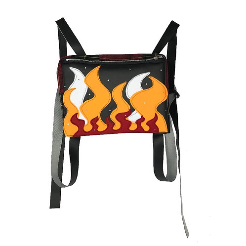 Utility of Fire Chest Bag