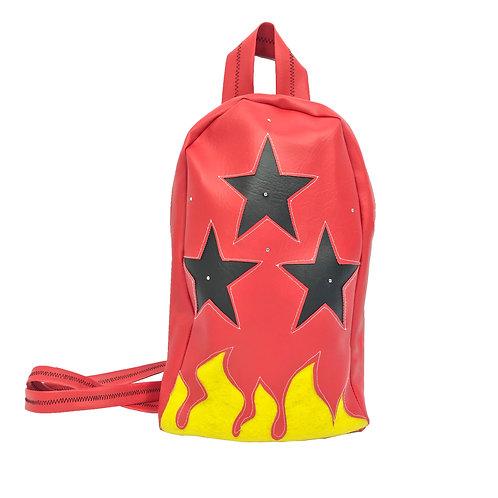 Triple Star Mini-Backpack