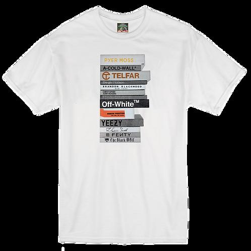 Black Fashion T-shirt