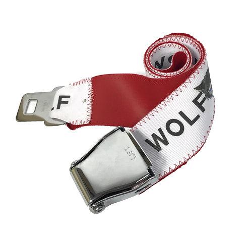 Wolf Monogram Flight Belt