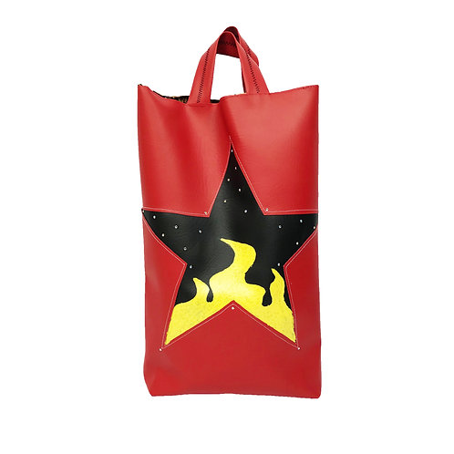 Star Of Fire Tote