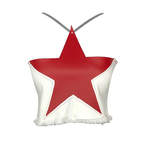 Red Star Halter
