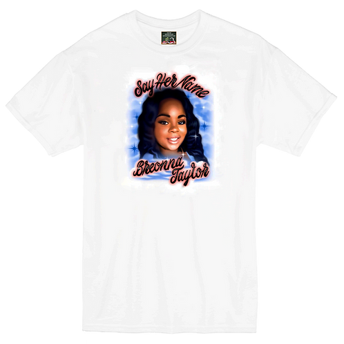 Breonna Taylor Tribute T-Shirt