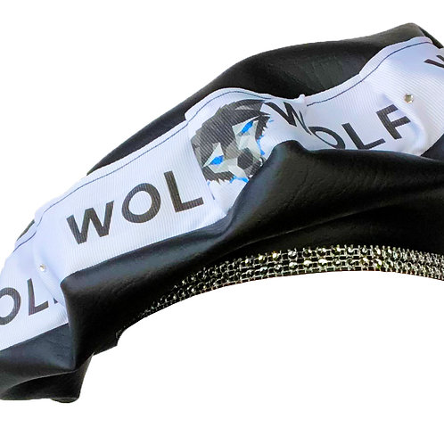 Wolf Flame Beret