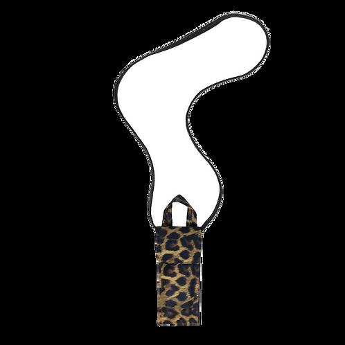 Cheetah Print Neck Bag