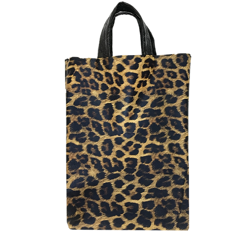 Cheetah Top Handle Tote - Black Lives Matter Capsule
