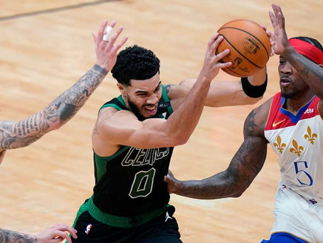 Takeaways From The Celtics' Struggles