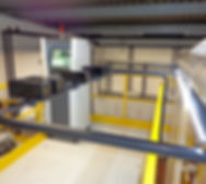 web inspection system for plastic foil