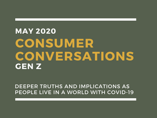 Consumer Conversations 3: Gen Z Talks About Covid-19