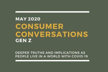 Consumer Conversations 3: Gen Z Talks About Covid-19