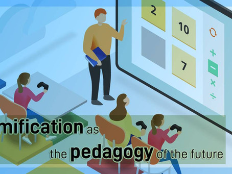 Gamification as the pedagogy of the future