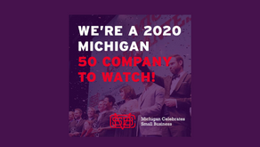 PRESS RELEASE: Great Lake GrowthWorks Honored as a 2020 Michigan Celebrates Awardee!