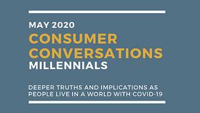 Consumer Conversations 2: Millennials Talk About Covid-19