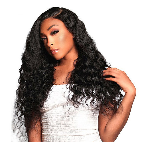 Loose Wave Lace Front Wig
