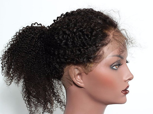 Kinky Curly 360 Frontal