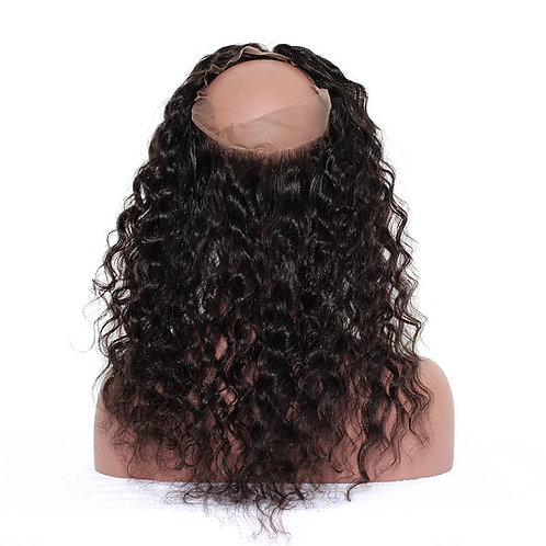 Loose Wave 360 Frontal