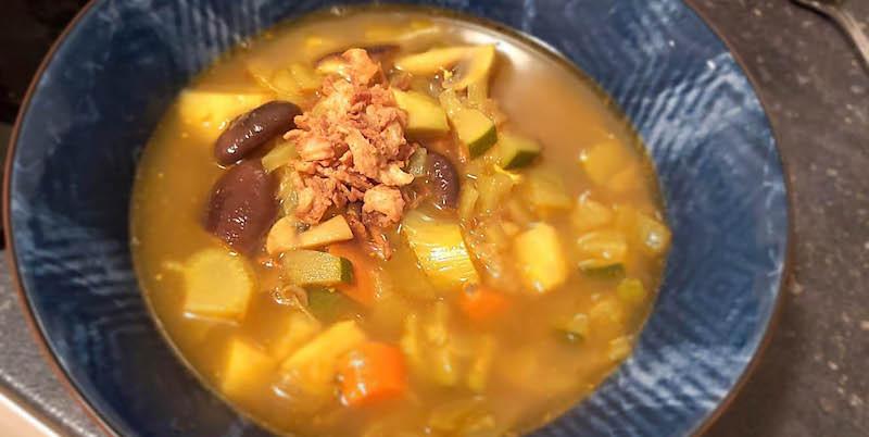 Weerstand soep