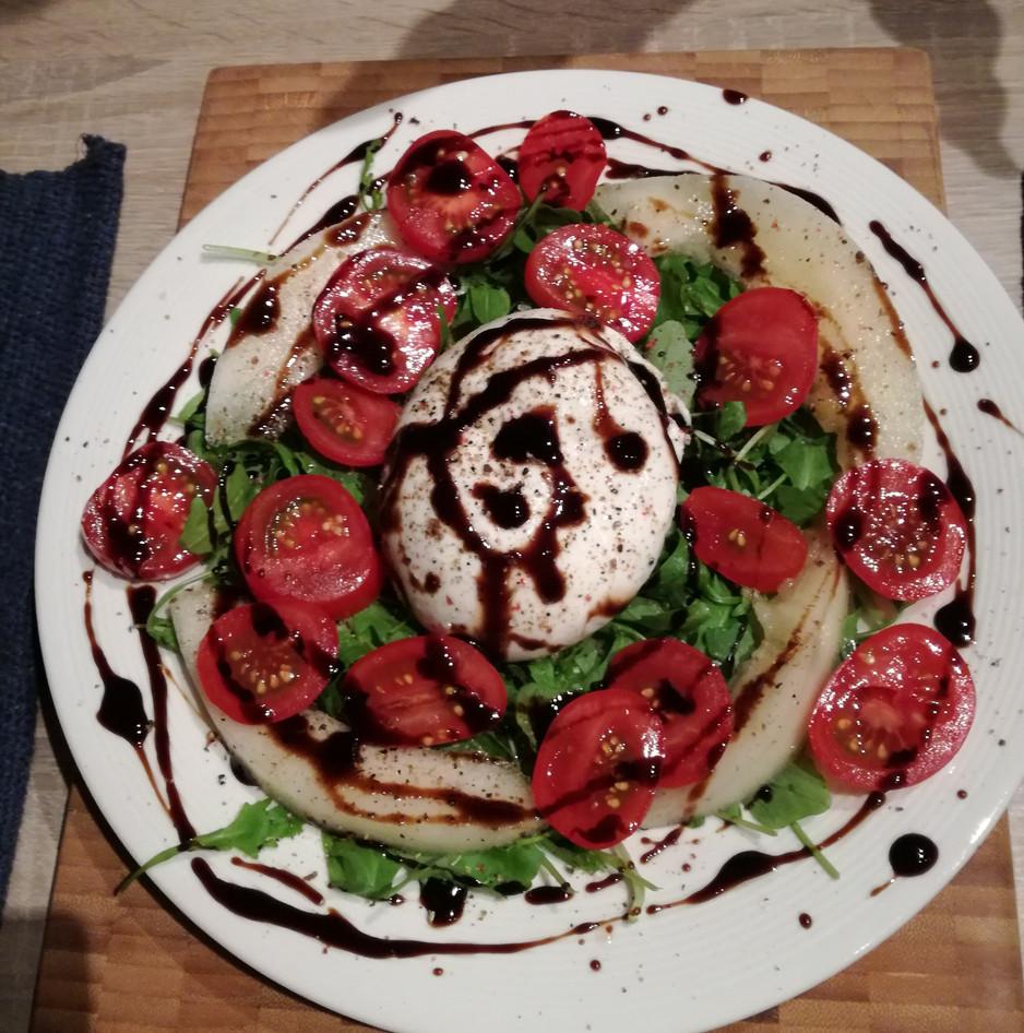 Burrata: een romig pareltje uit Italië
