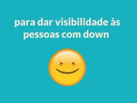 Conheça os novos emojis inspirados em pessoas com síndrome de Down