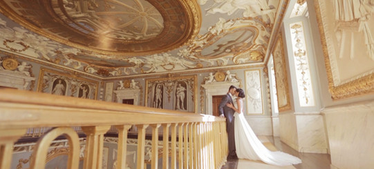 Wedding Couple at Moor Park