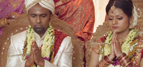 Tamil Wedding Videographer Sattavis Patidar Centre Wembley