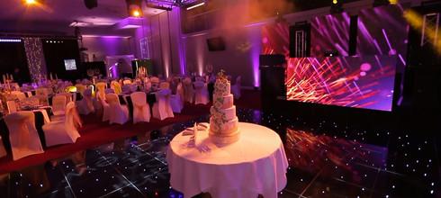 Jewish & Indian Wedding Reception, Birmingham