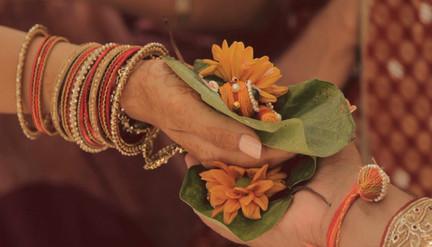 Indian Wedding at Villa Padierna, Spain