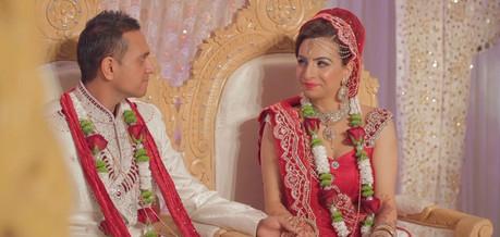 Indian wedding Copthorne Effingham Gatwick
