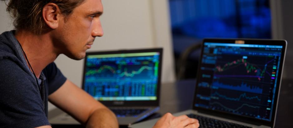 Ein Tag im Leben eines Traders