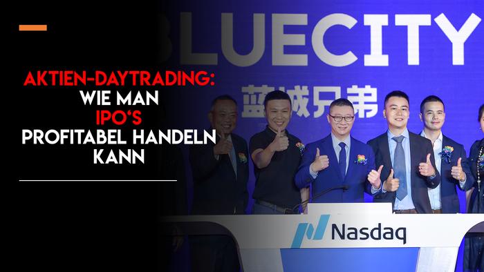 Trading lernen: wie man IPO's profitabel handeln kann
