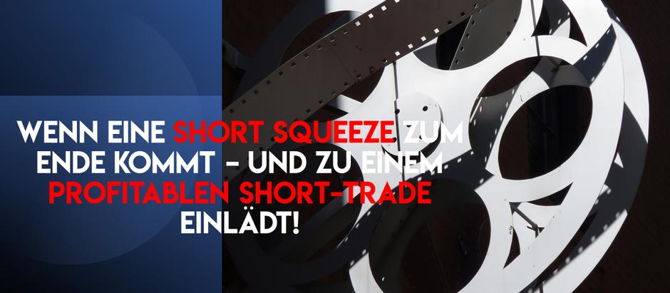 AMC Short Squeeze – und wie sich das Reversal profitabel traden lässt