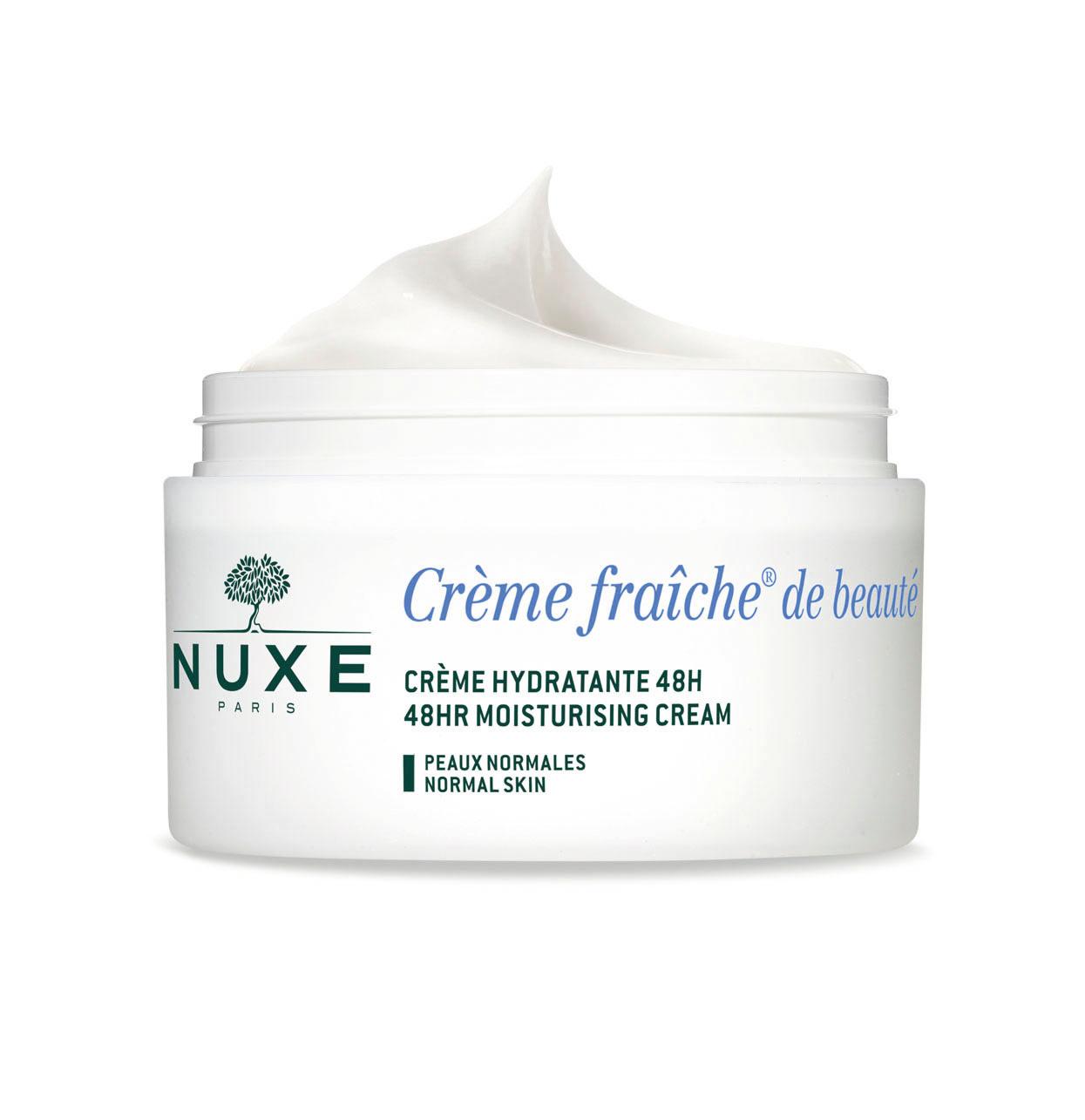 NUXE Creme Fraiche Creme Hydratante 48H