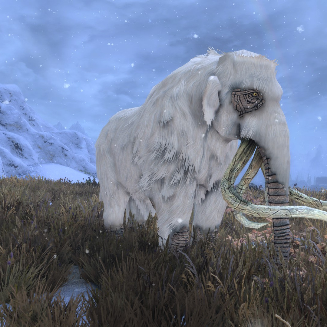 Frost Mammoths