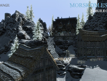 Morskom Estate Progress