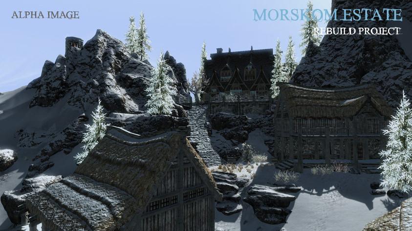 Morskom Estate Progress