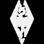 Skyrim Logo White.png