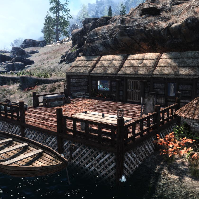 Riverside Shack