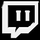 Twitch Logo White